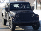 Jeep全新牧马人皮卡车型 或2019年发布