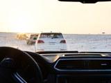 前驱体验也不错 哈弗H6 Coupe冰雪体验