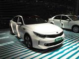 东风悦达起亚推七款车型 发力新能源市场