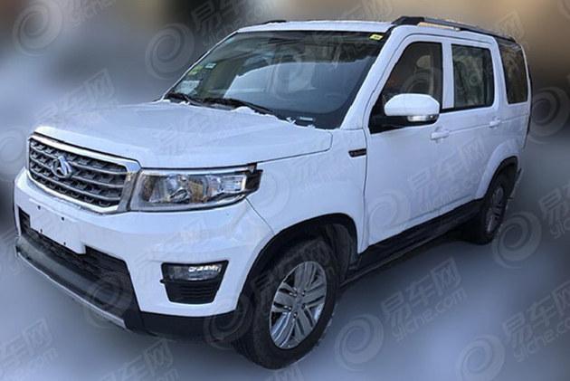 长安欧尚X70A新车谍照 增加1.3T+6MT动力