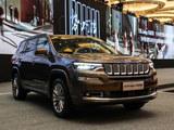 Jeep大指挥官首次亮相 第二季度上市销售