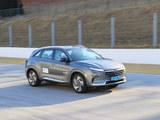 现代燃料电池车NEXO韩国试驾 续航609km