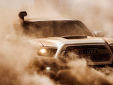 丰田全新TRD Pro系列预告图 共3款车型