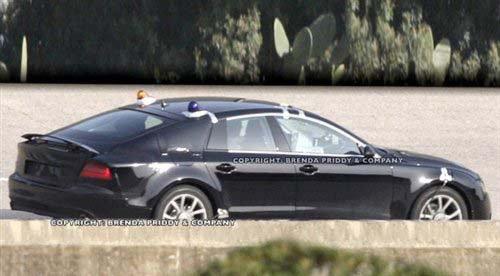 即将面世 奥迪A7预计7月底慕尼黑亮相