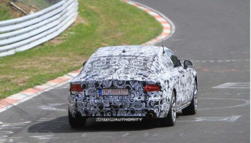 轿跑范儿 奥迪A7 Sportback本月底发布