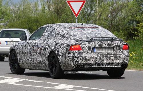 暴虐跑车明年发布 奥迪S7轿跑首次亮相
