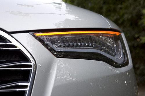奔驰CLS对手 试奥迪A7 Sportback概念车