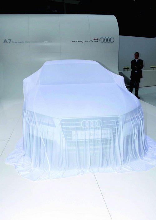 秋季上市/约45.5万 全新奥迪A7正式发布