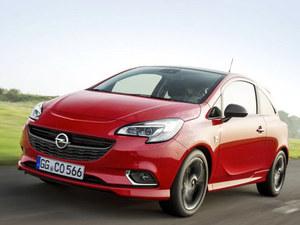 欧宝计划推电动版Corsa 预计2020年推出