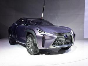 雷克萨斯UX将日内瓦亮相 定位紧凑型SUV