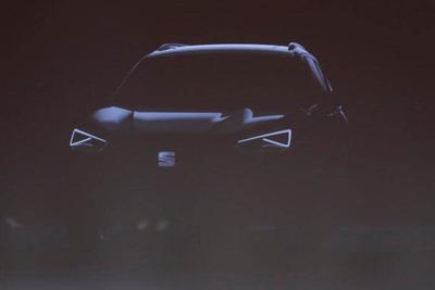 或命名Tarraco 西雅特新SUV或3月亮相