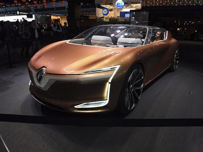 雷诺概念车将在国内首发