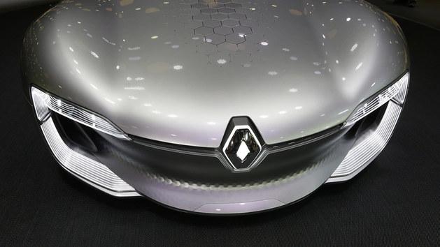 雷诺全新概念车官图发布 日内瓦车展亮相