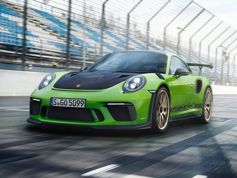 谈保时捷新款911 GT3 RS