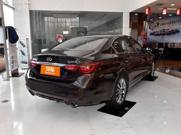 英菲尼迪新款Q50L 将于三月初正式上市