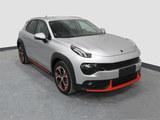 领克02将于3月26日首发 定位为跨界SUV