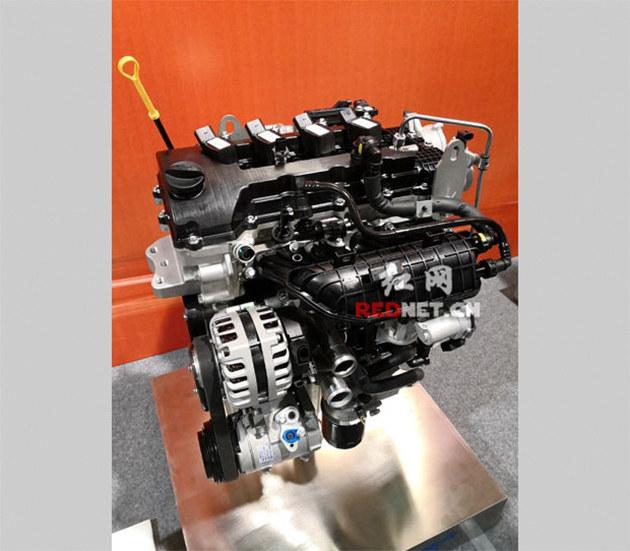 长丰首款1.5TGDI直喷增压发动机正式发布