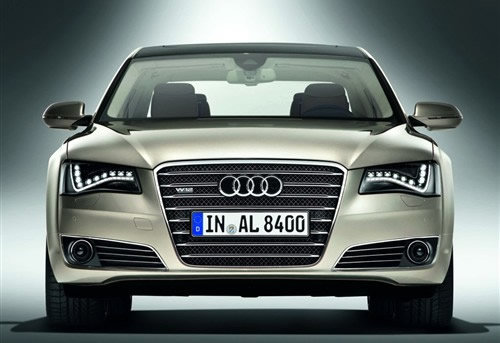 大嘴/年轻/LED 当代汽车造型风格趋势