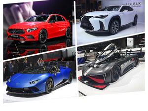 多达60余款 2018日内瓦车展重点首发新车