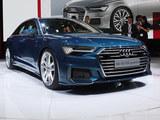 2018日内瓦车展 奥迪新一代A6实拍解析