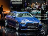 2018日内瓦车展 AMG GT四门版Coupe亮相