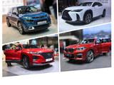 全新X4/UX领衔 2018日内瓦车展10款SUV