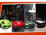 2018日内瓦车展 25款豪华车及跑车汇总
