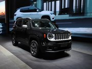 日内瓦车展Jeep 自由侠