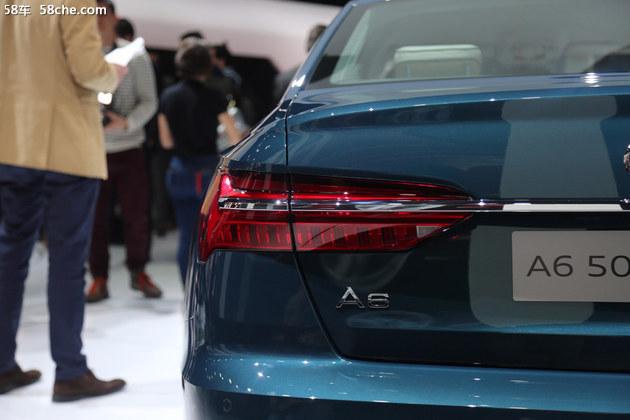 2018年日内瓦车展 奥迪全新A6正式亮相