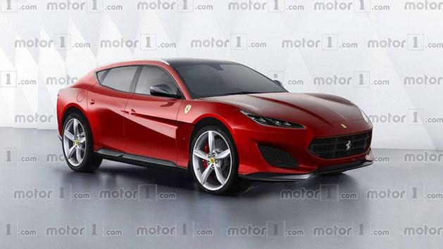 法拉利将推混动版车型 或于2019年推出