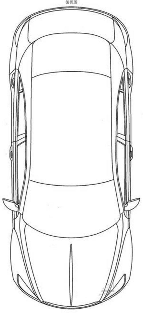 后驱!克莱斯勒200C EV外观申报图曝光