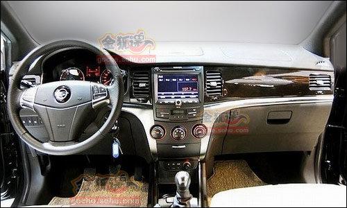 韩系SUV将进口 双龙Korando C量产谍照
