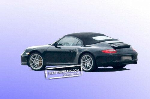 限量100台 保时捷将推出911 Speedster