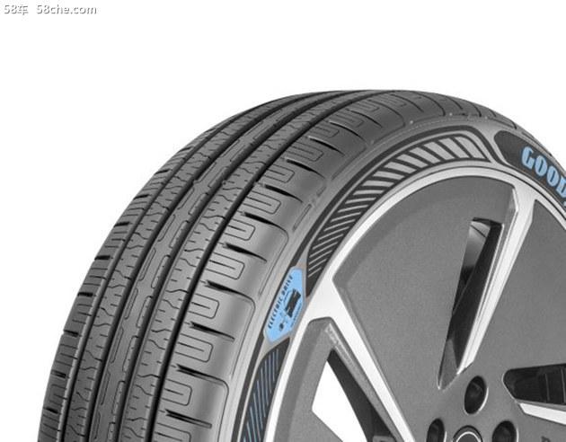 固特异推电动车轮胎 减小磨损/降低噪声