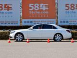 2018款奔驰S450L性能测试 品质有所提升