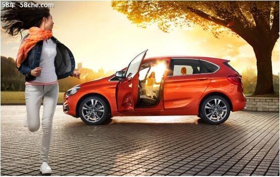 BMW 2系旅行车 摩登时代先锋