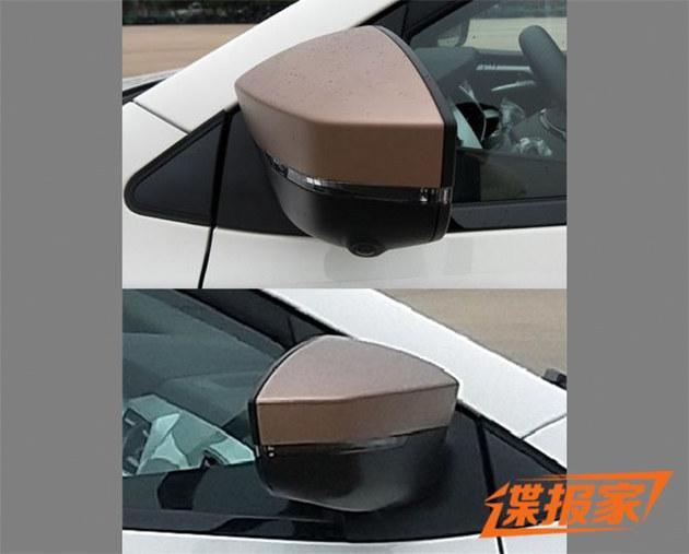 启用思皓品牌 江淮大众首款电动车曝光