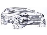 众泰全新SUV设计图曝光 有望今年内上市