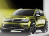 大众新紧凑型SUV预告图 国内8月份上市