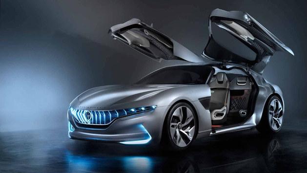 宾尼法利纳转电动车制造 首批将发中美