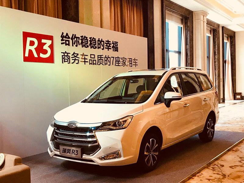 江淮商务车年内推八款车