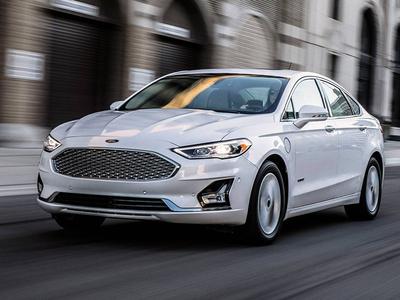 福特新款Fusion官图发布 于纽约车展亮相