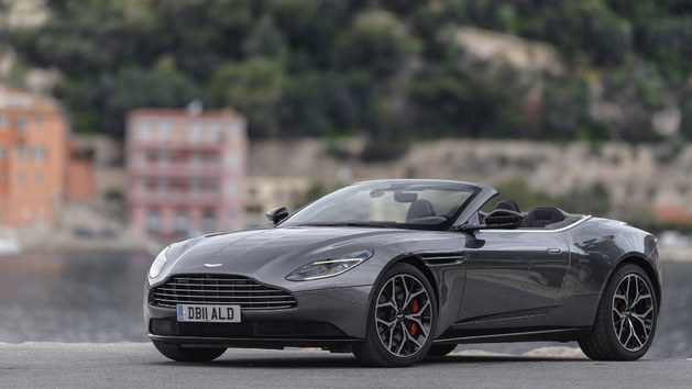 阿斯顿·马丁否认换装V6 明年发纯电动车