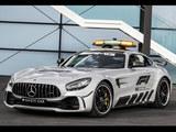 新款AMG GT R安全车官图 专为F1打造