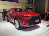 WEY P8将于4月25日 北京车展正式上市