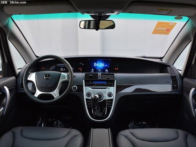 新款纳智捷大7 MPV上市 售价16.98万起