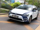 驾控品质出色 进口大众新e-Golf车型试驾