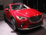 2018纽约车展 马自达新款CX-3正式发布