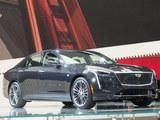 2018纽约车展 凯迪拉克CT6 V-Sport亮相