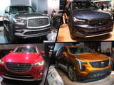 XT4/XC40领衔 纽约车展12款热门SUV车型